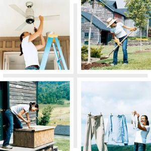 In honor of Earth Day here are some easy things you can do that help help the Earth. http://www.thisoldhouse.com/toh/photos/0,,20589450,00.html
